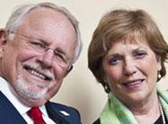 Jerry and Nina Jackson
