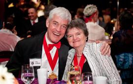 Thomas and Judy Stafford