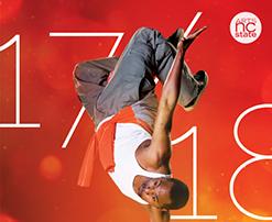 NC State LIVE season brochure